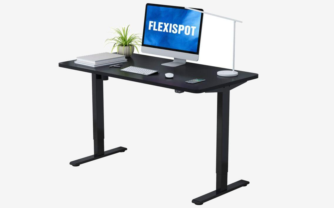 The largest Flexispot Adjustable Standing Desk you can buy is currently 30% off