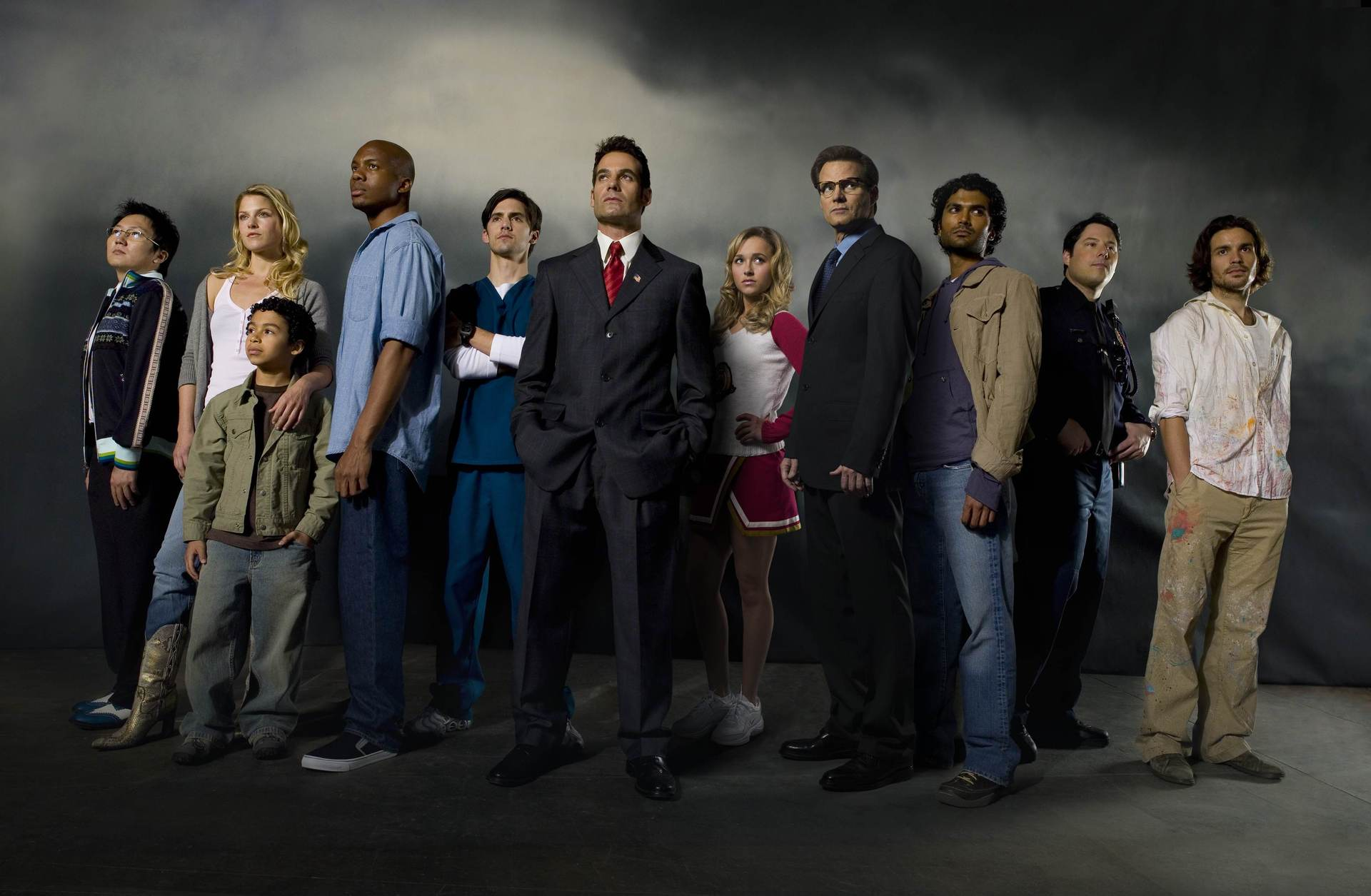 """""""Heroes"""" returns with """"Heroes Reborn"""" miniseries on NBC in 2015, but who will return from the original cast to fight the good fight?"""