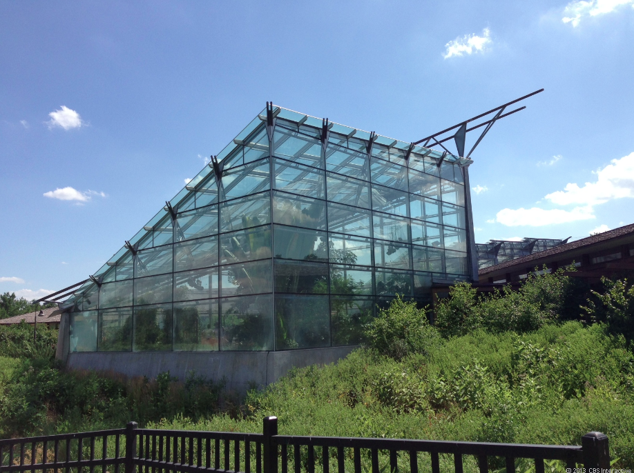 Christina Reiman Butterfly Wing at Reiman Gardens