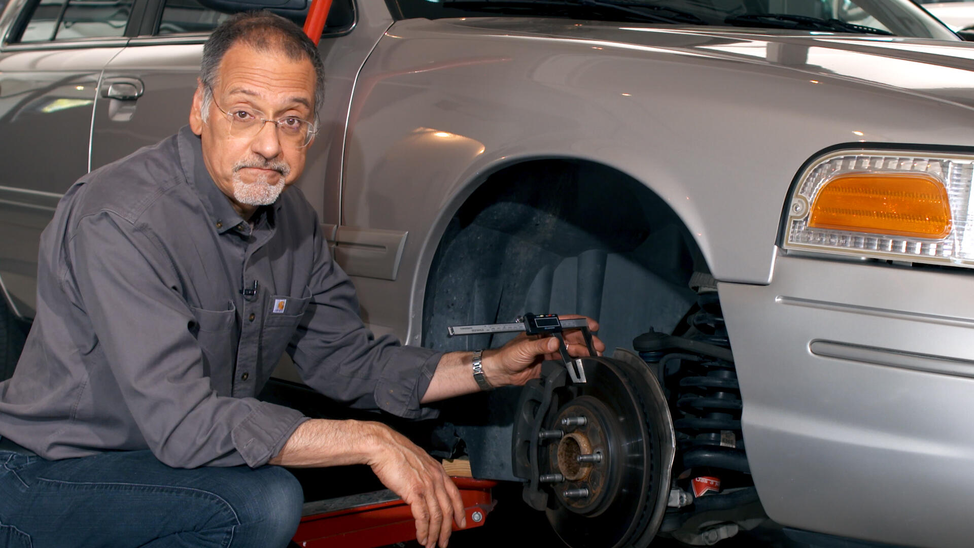 Video: Measuring your car's brakes to tell if you need a brake job