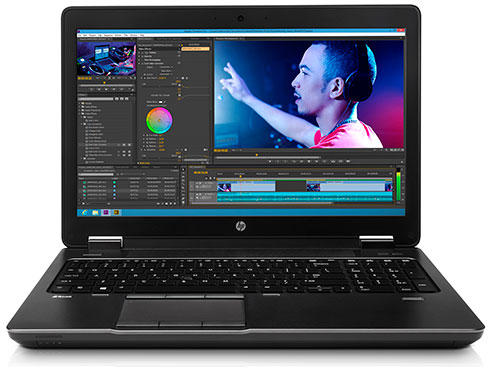 The HP ZBook 15 comes with Thunderbolt support for high-speed data transfer. The laptop can accommodate up to 32GB of memory.