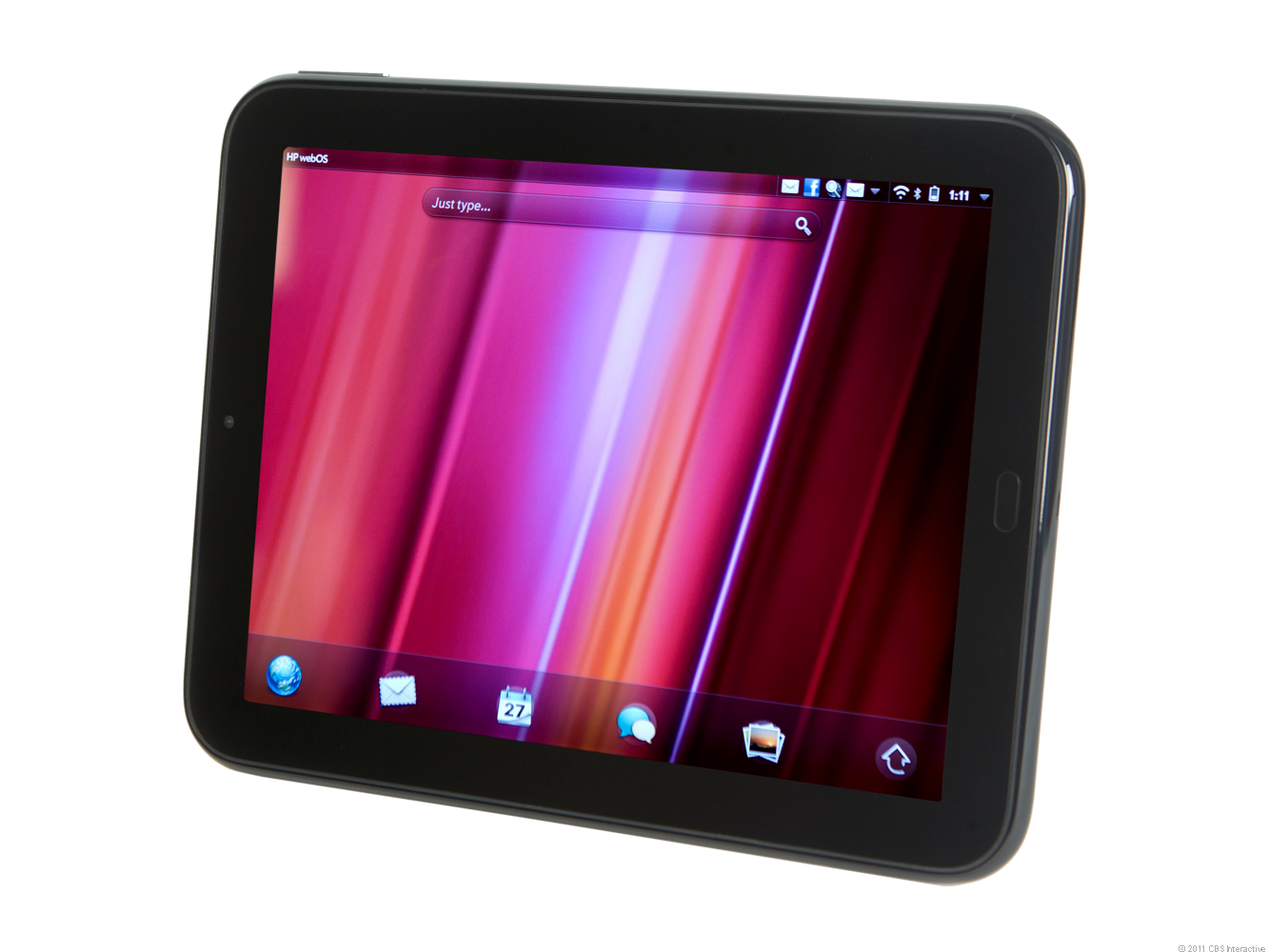 The HP TouchPad will go on sale Friday with somewhere between 300 and 400 TouchPad-optimized apps.