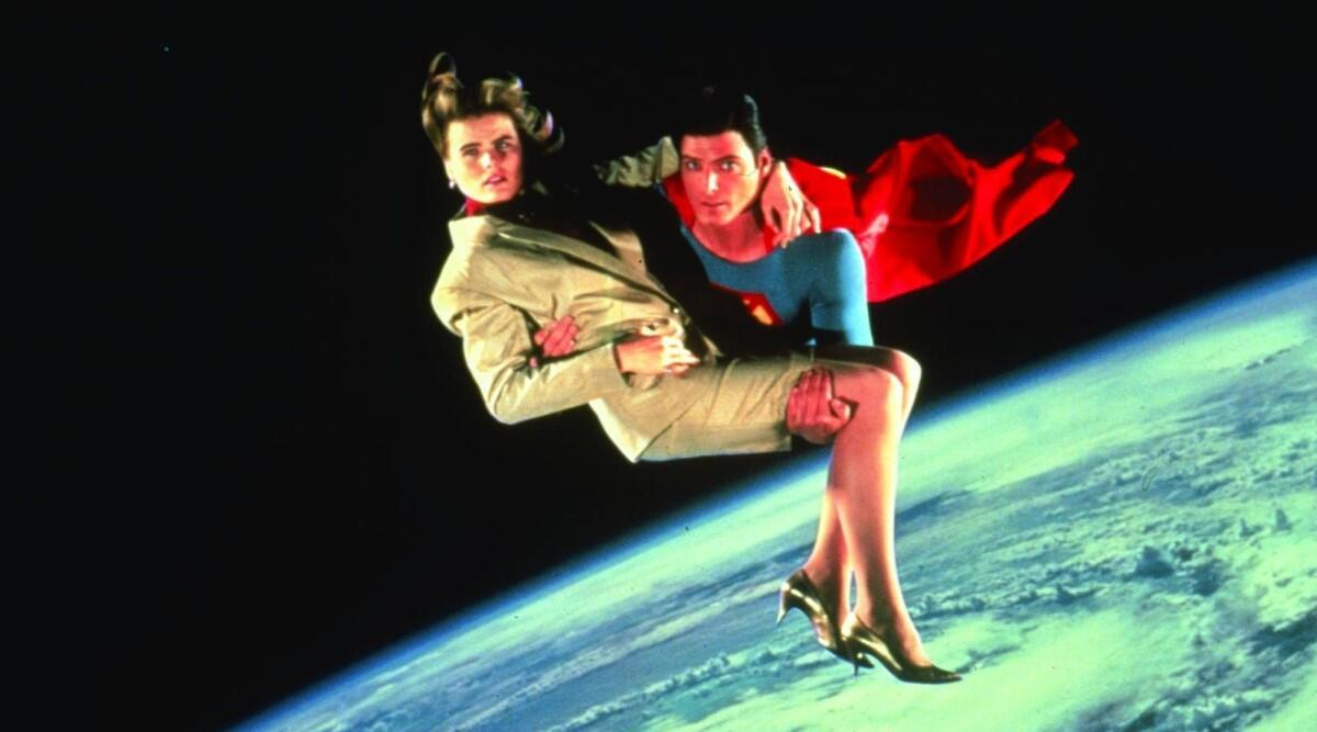 1. Superman IV: The Quest for Peace (1987) [Metascore: 24]