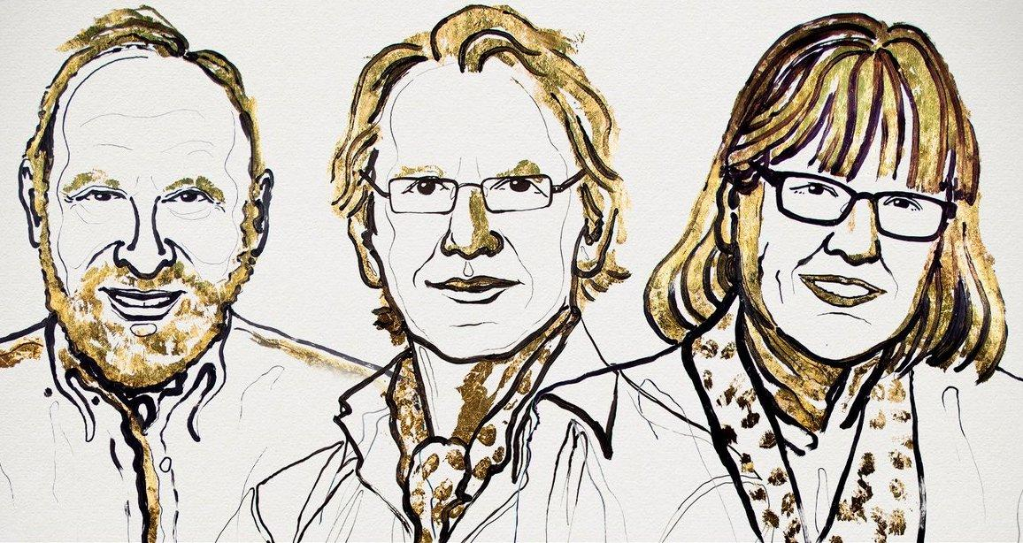 Arthur Ashkin, Gerard Mourou and Donna Strickland will get the Nobel Prize in Physics for 2018.