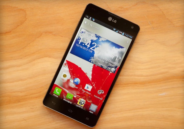 Is a pro version of the Optimus G2 on tap?