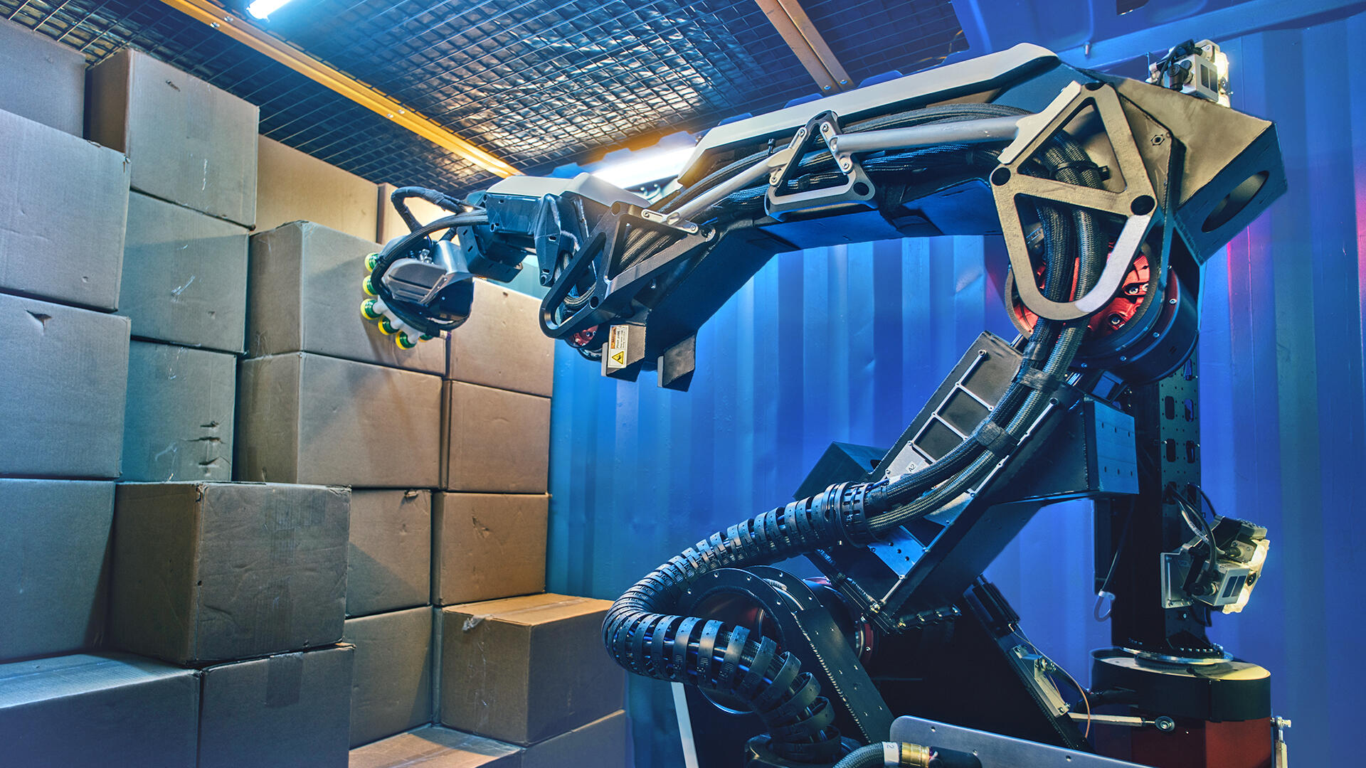 Video: Watch the newest box-stacking robot from Boston Dynamics at work
