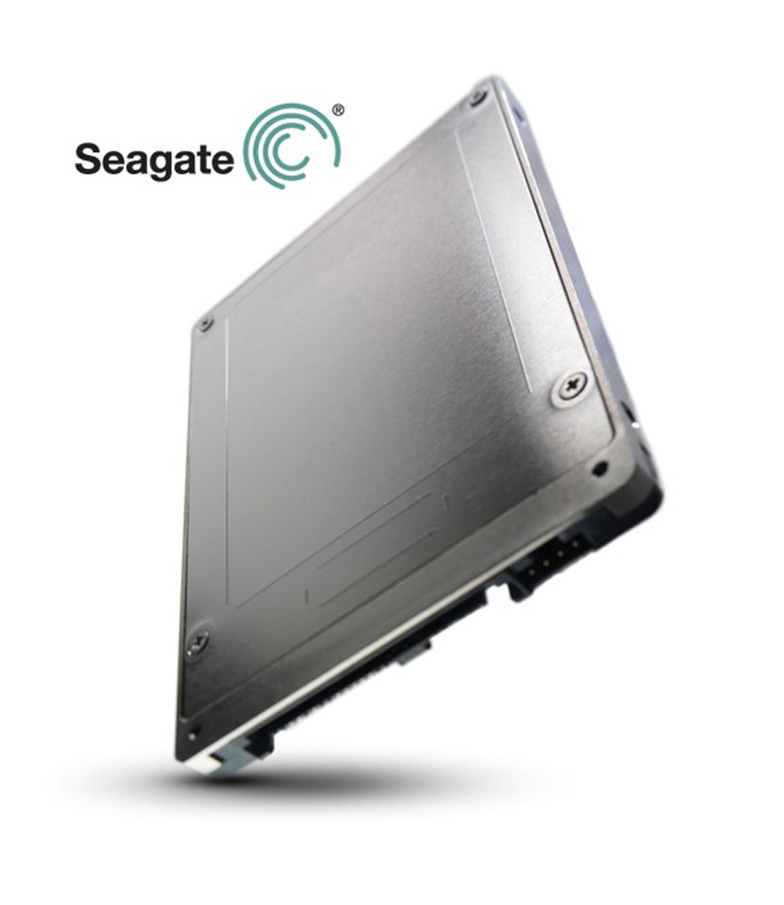 The new Pulsar XT enterprise solid-state drive from Seagate.