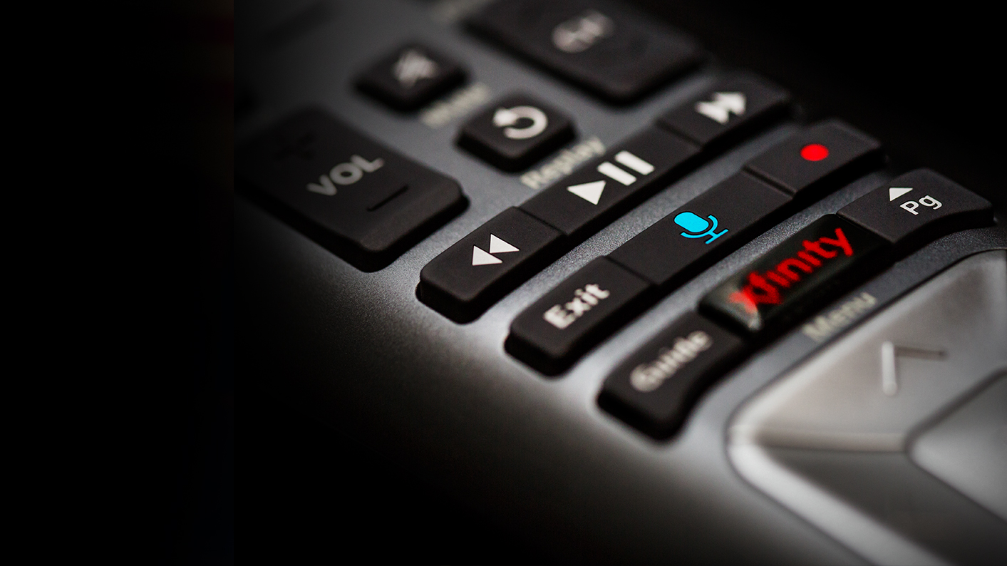 Wlodkowski's team has built enhanced accessibility features into Comcast's pay-TV service, like a voice remote that responds to spoken commands with the push of a button.
