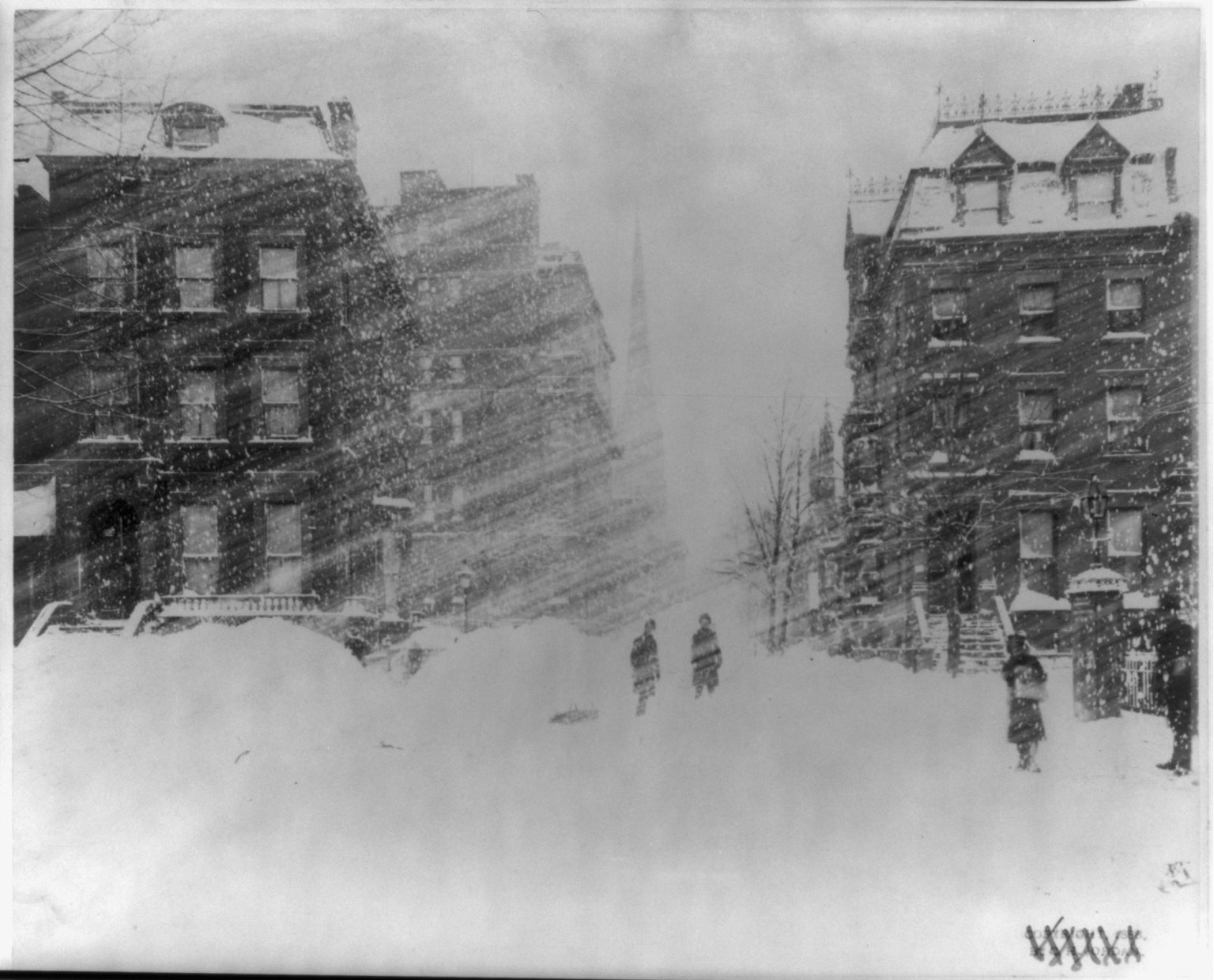 1888: Great Blizzard
