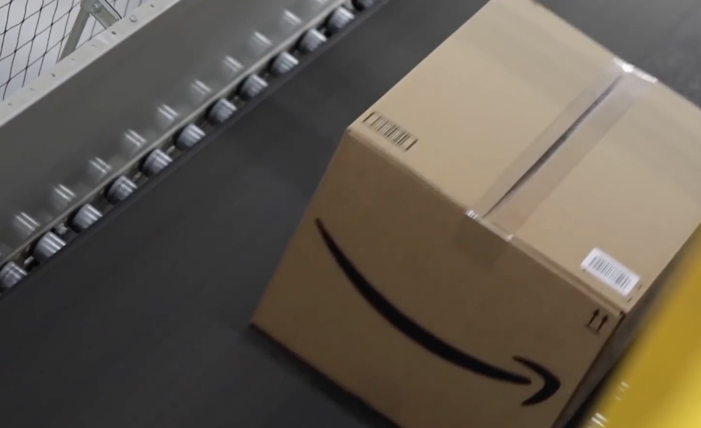 Video: When one-day shipping is the new normal