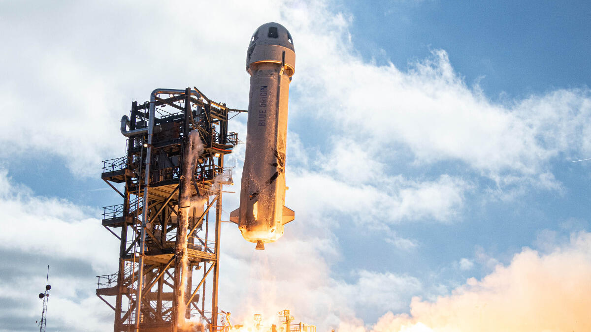 Blue Origin announces first crewed flight will include youngest person to visit space     – CNET