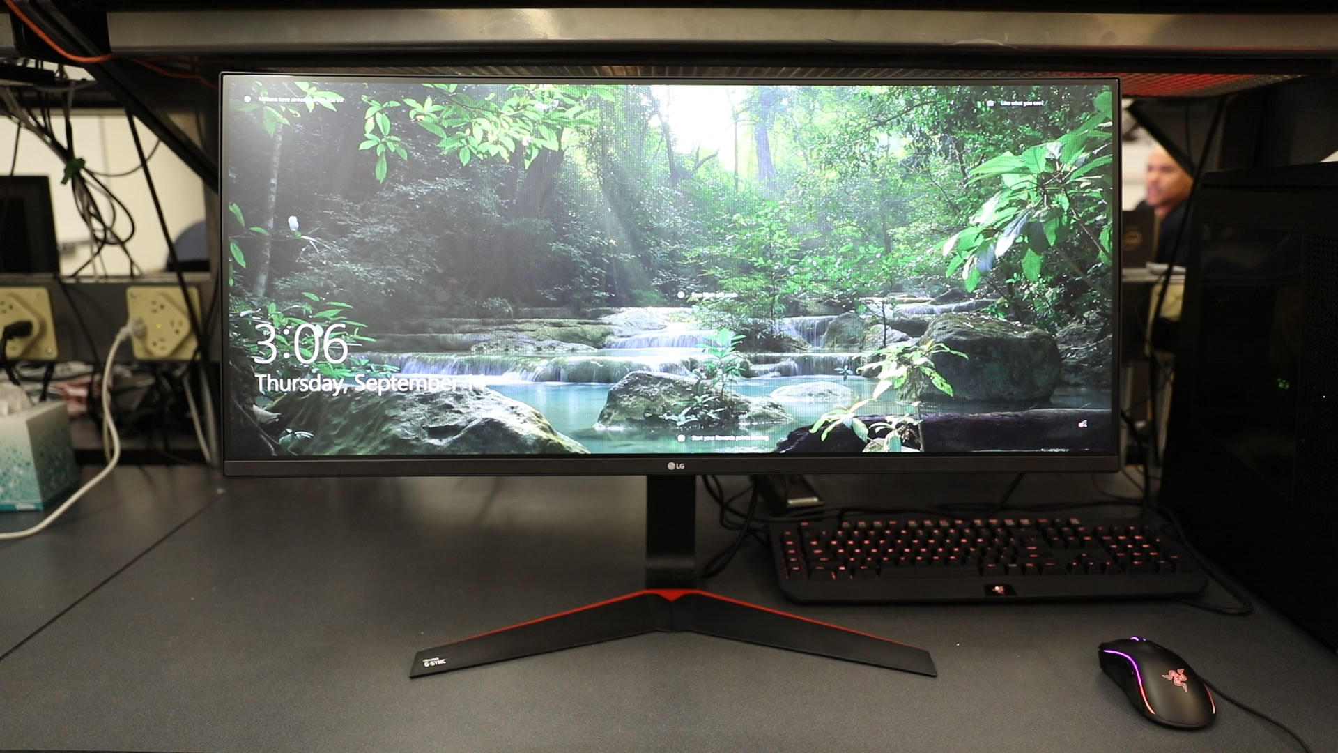 Video: LG 34U89C is a nice monitor when speed and color matter most