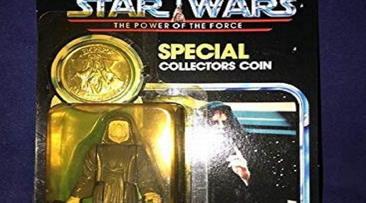 1984 Power of the Force Emperor Palpatine