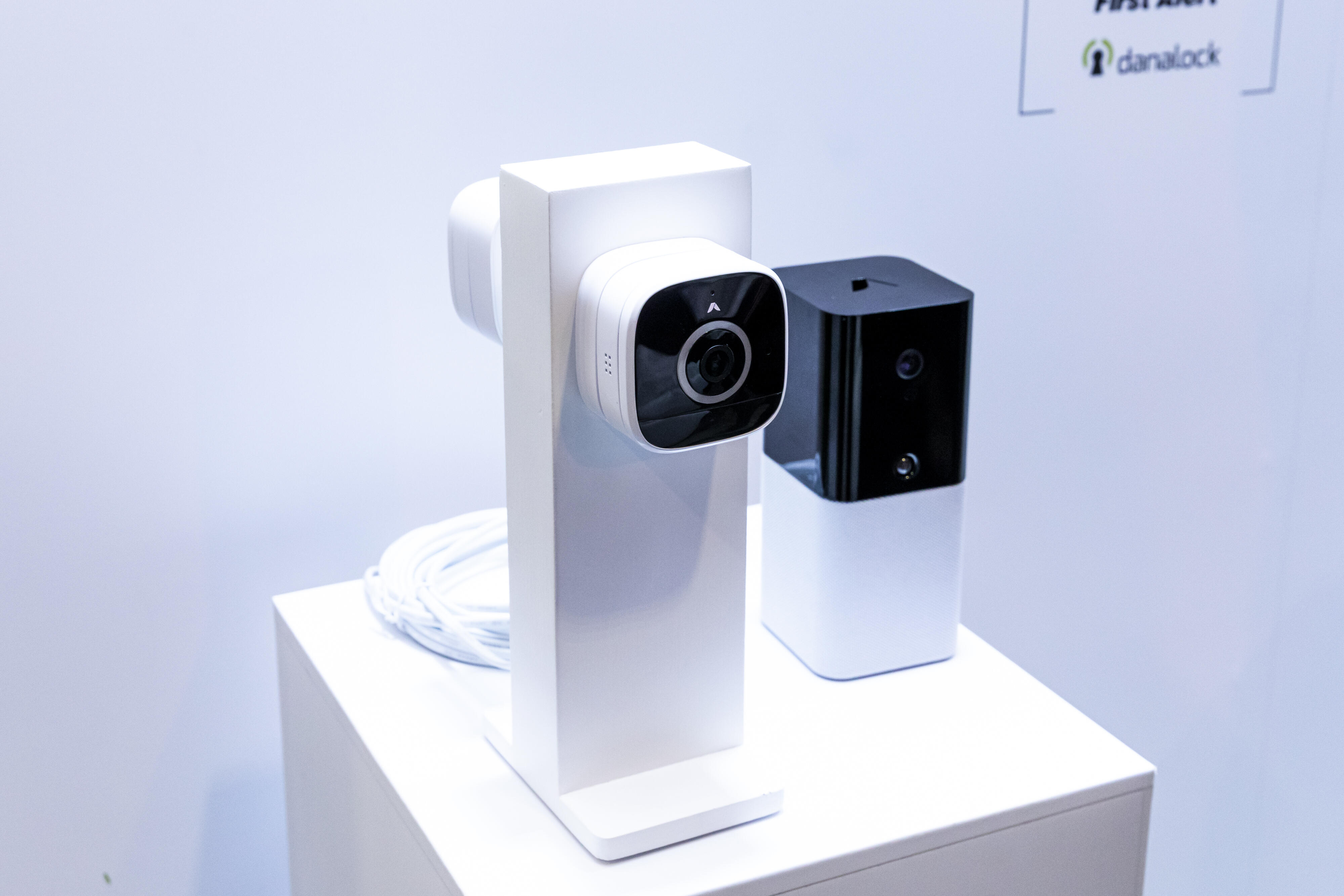 Abode Outdoor/Indoor Smart Camera