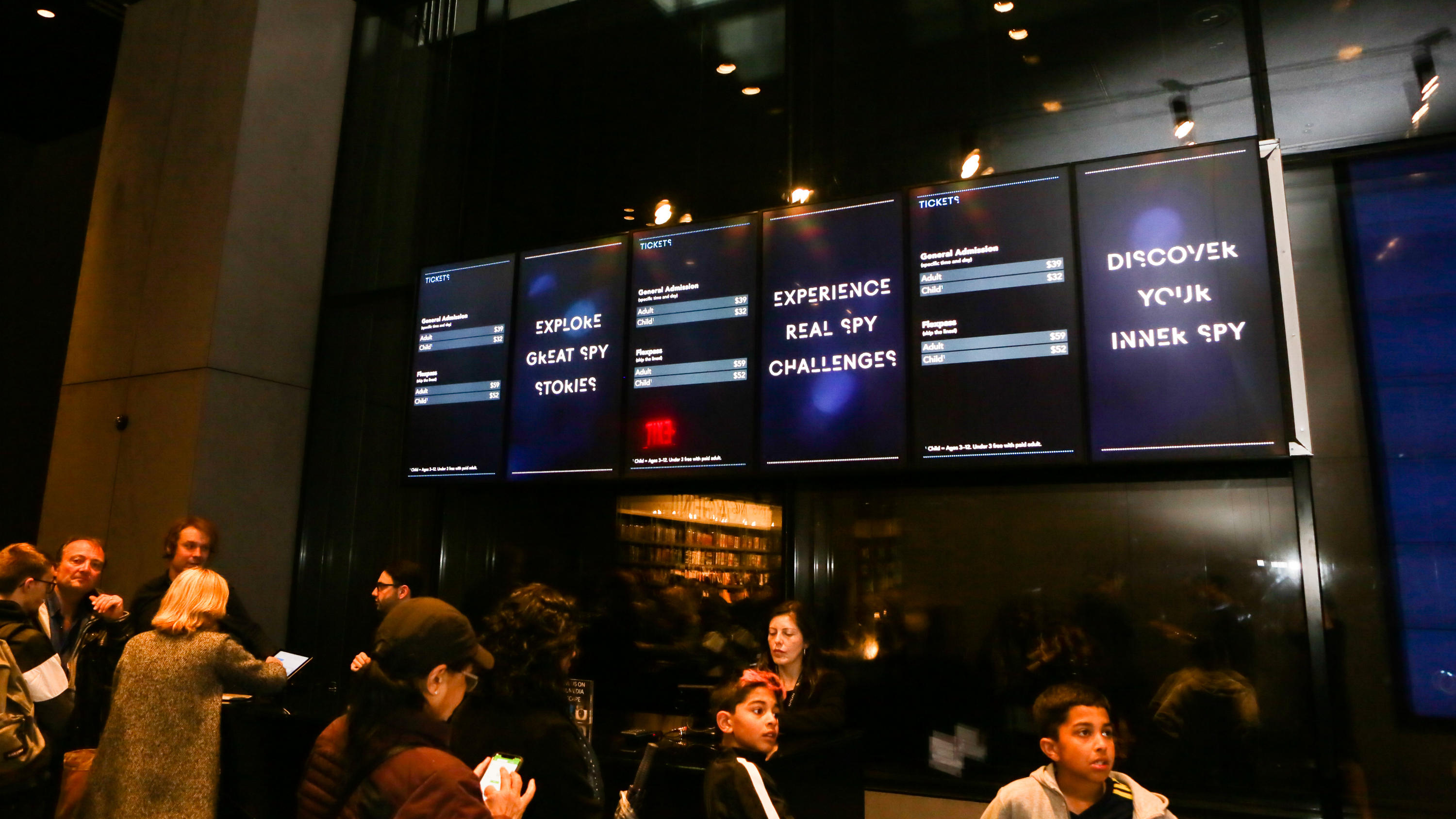 SPYSCAPE: the new museum of surveillance, encryption, hacking, and spy service lore.