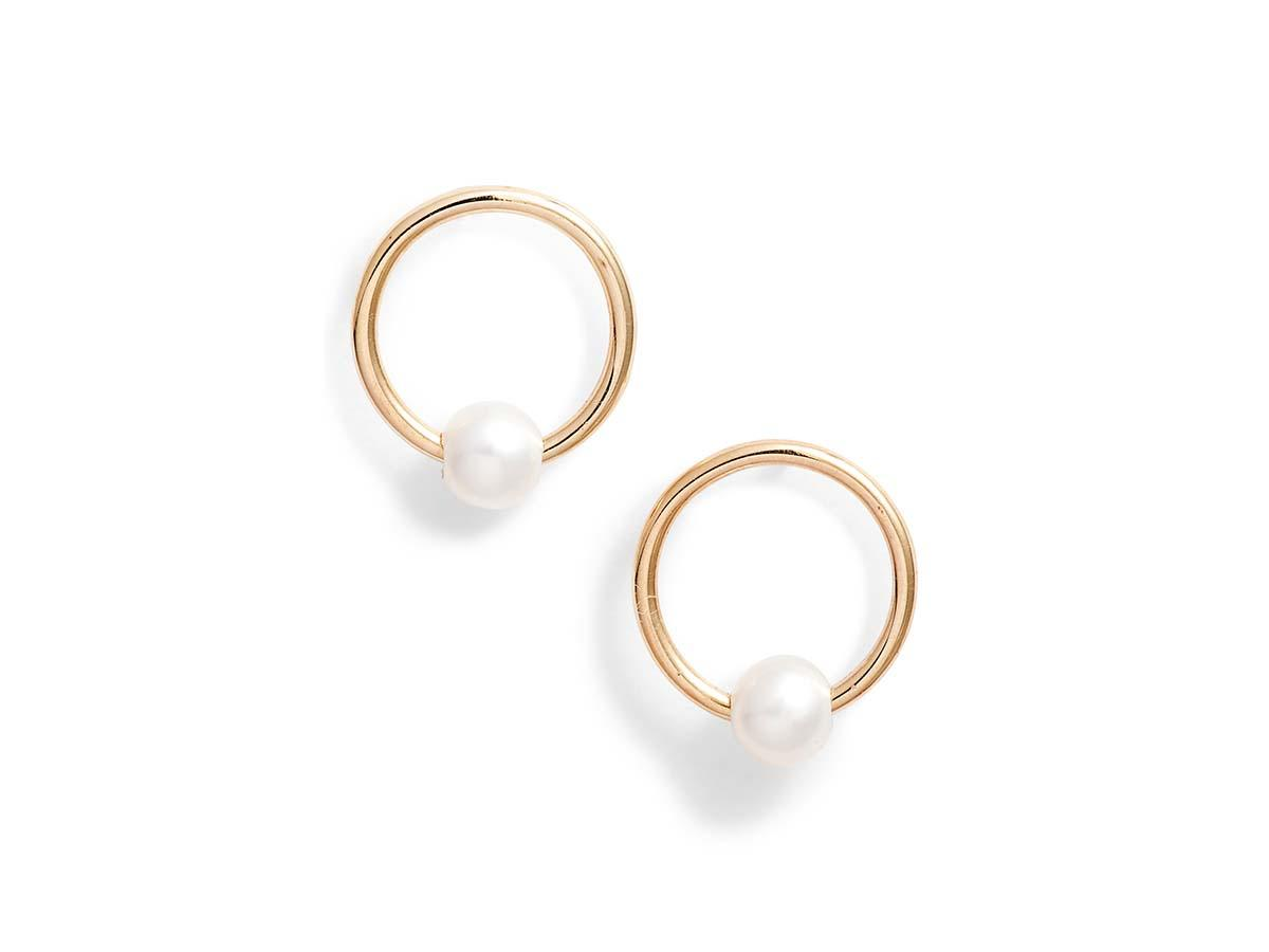 For the mom who loves a classic pearl