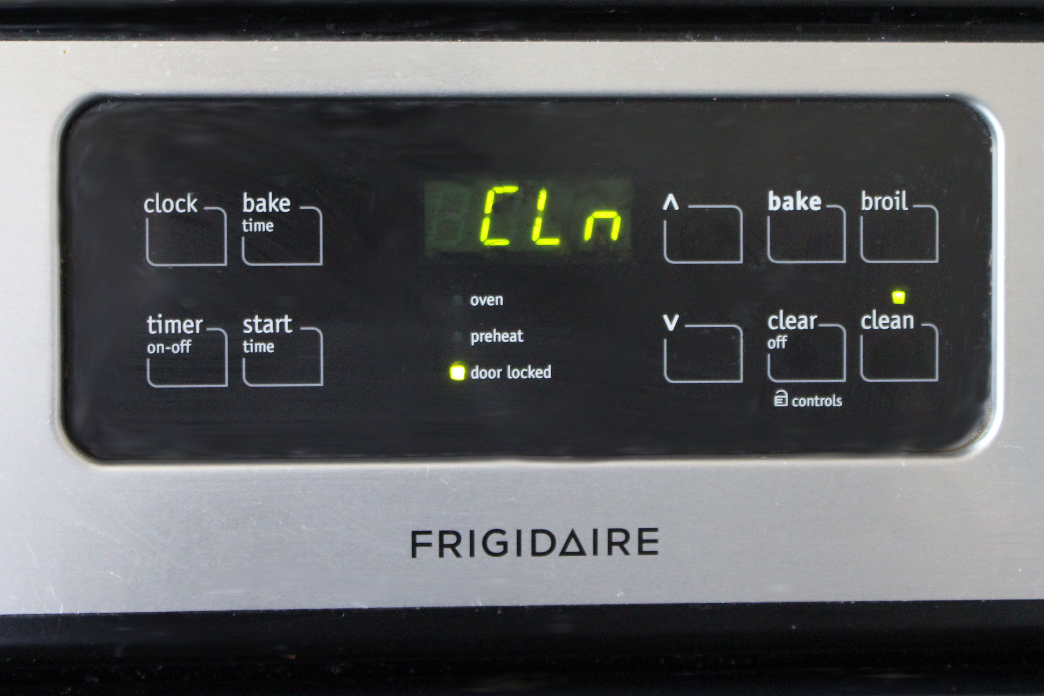 cleaning your oven