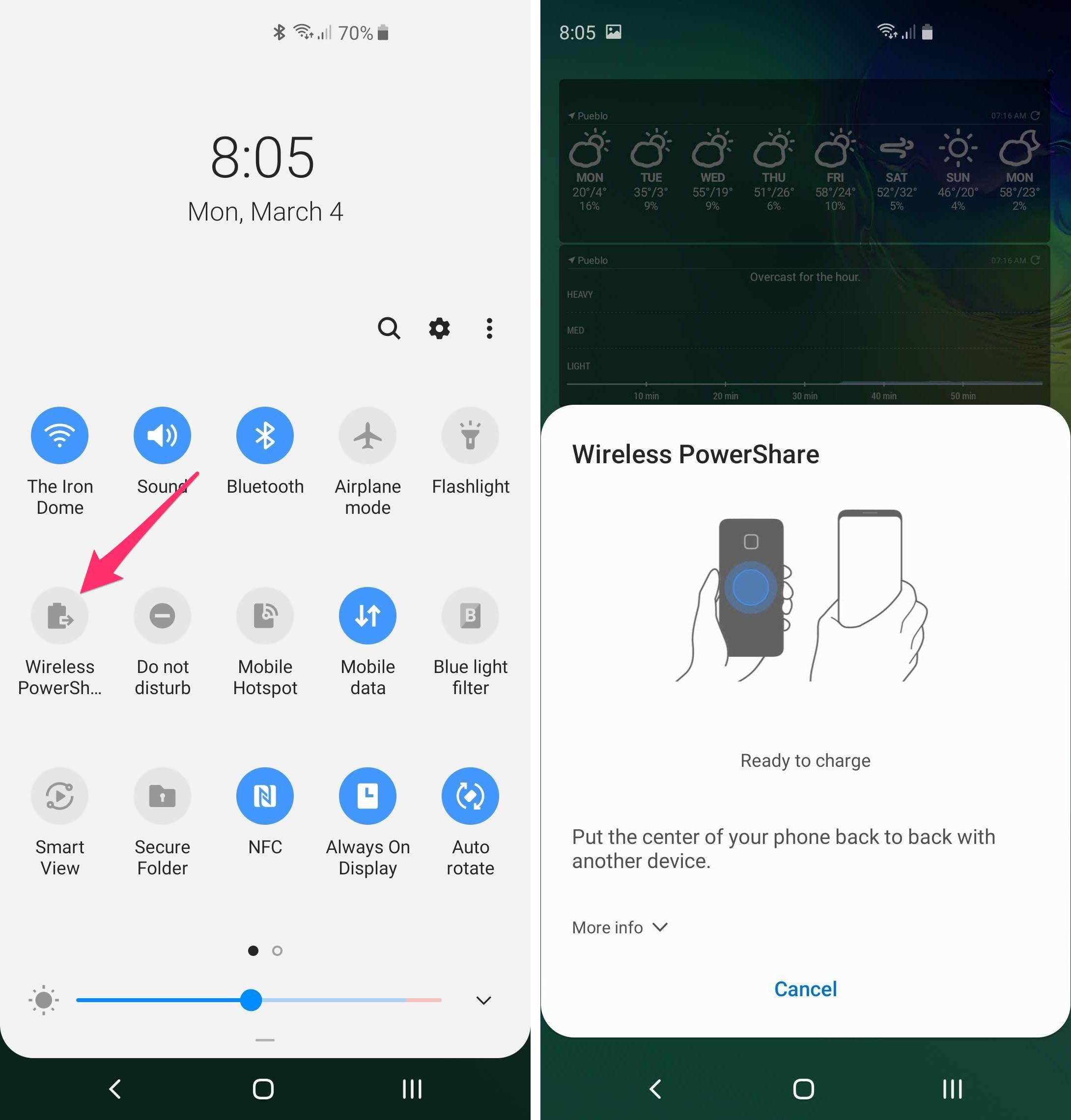 galaxy-s10-enable-wireless-powershare