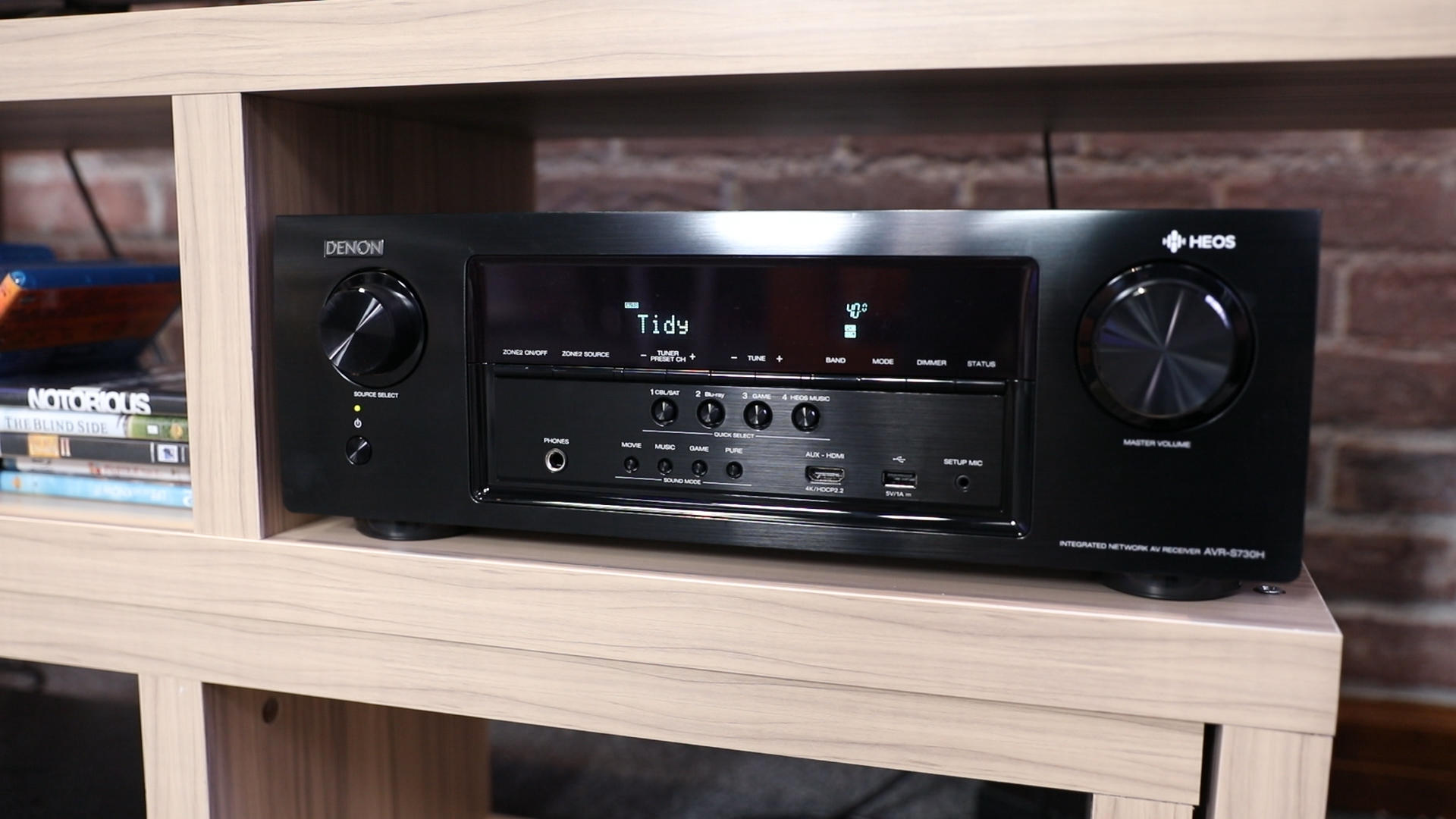 Video: Denon's AVR-S930H offers top features and performance on a budget