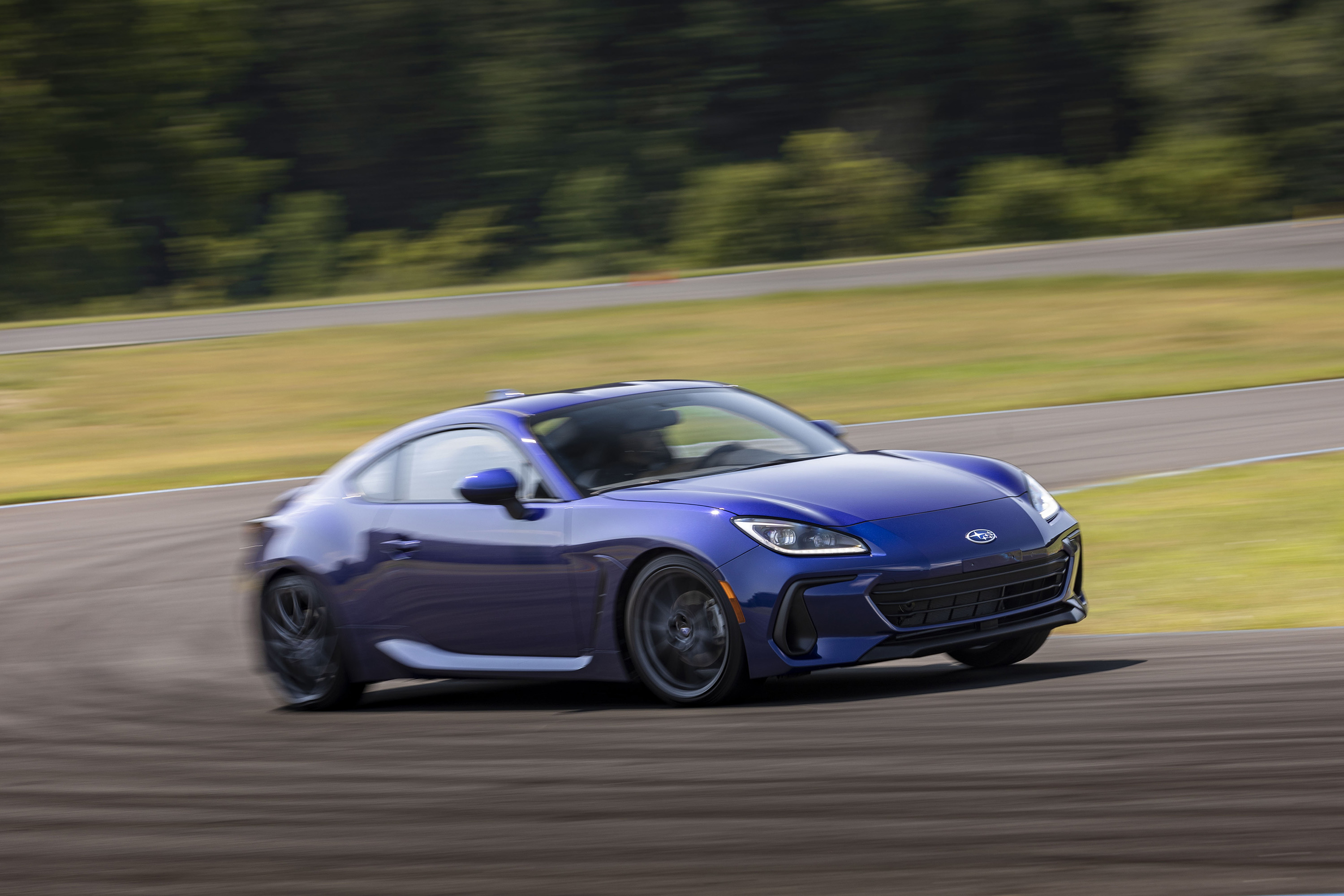 2022 Subaru BRZ first drive review: Three cheers for cheap thrills     - Roadshow