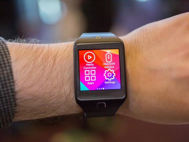 Samsung's new Gear 2 smartwatch will sell for $295.