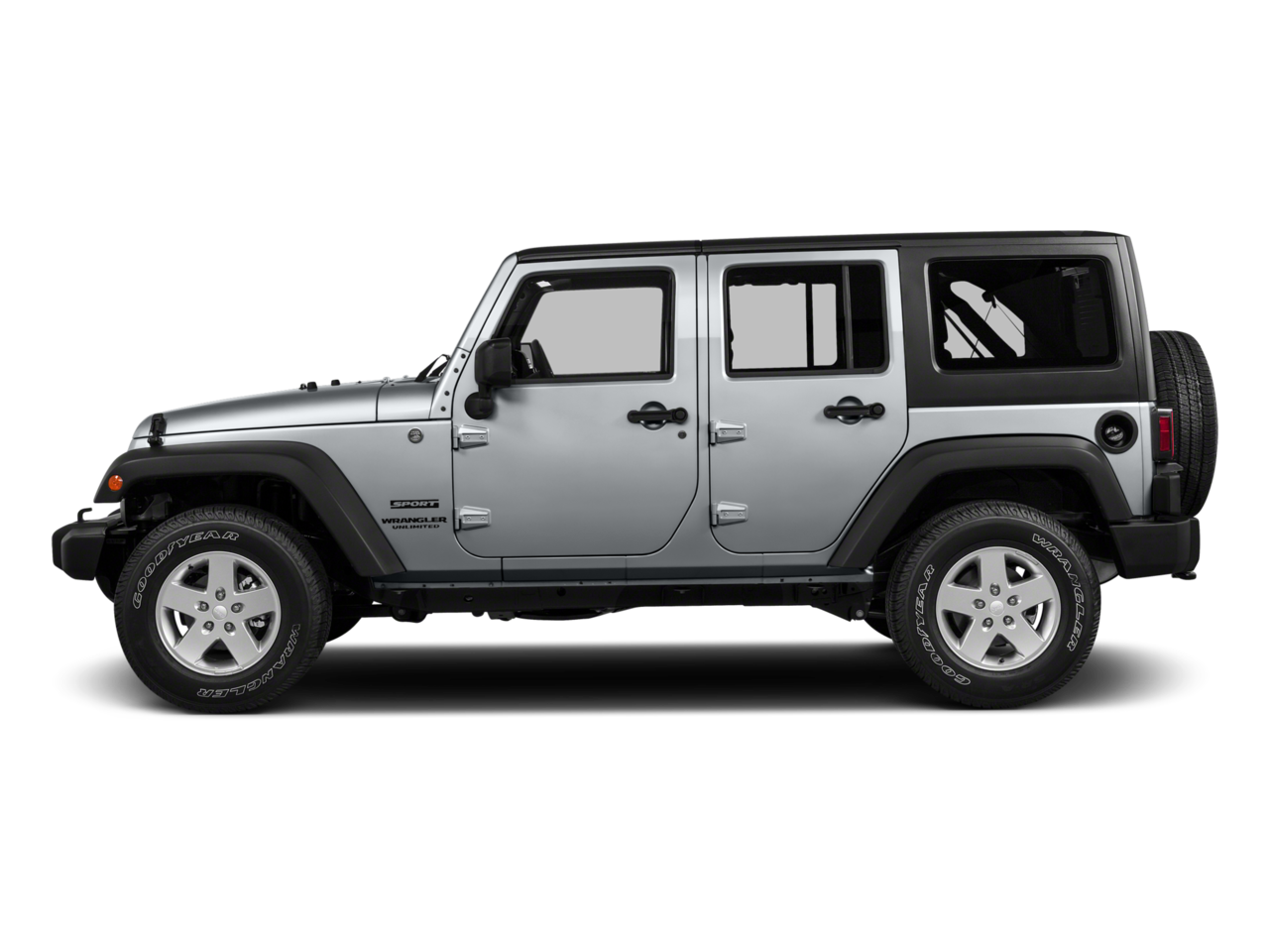 2016 Jeep Wrangler Unlimited 4WD 4dr Backcountry
