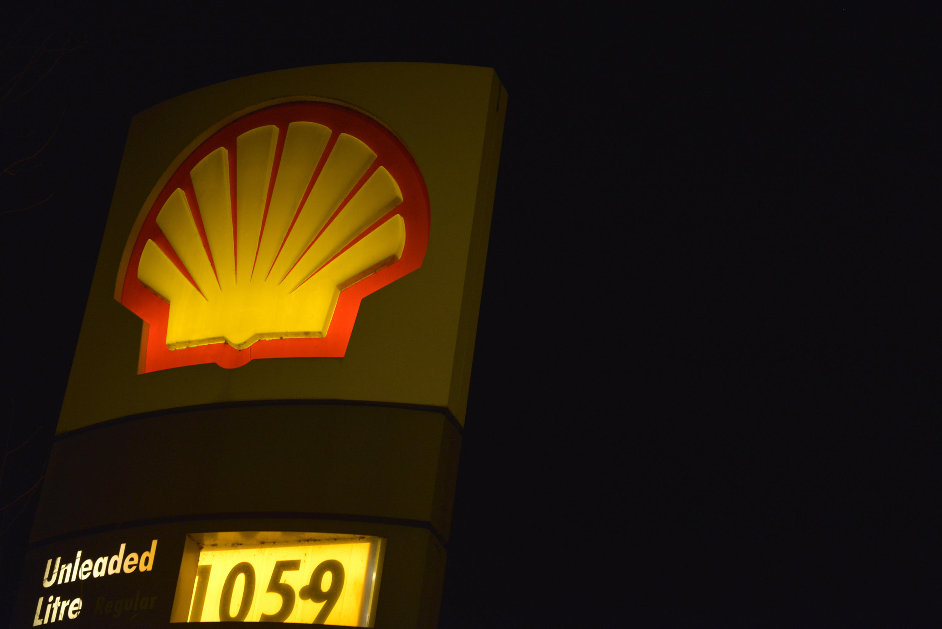 Shell considers withdrawing operations from the North Sea