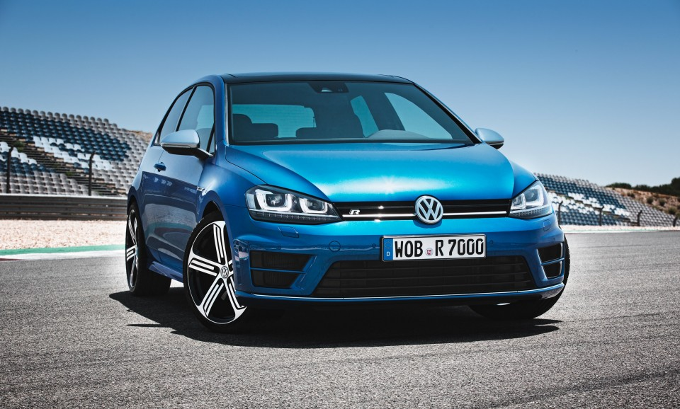 Volkswagen tries again with 300 hp Golf R