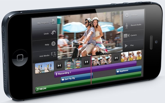 """iPhone 5's display: """"it's not perfect...but it is the best Smartphone display we have seen to date,"""" said DisplayMate."""