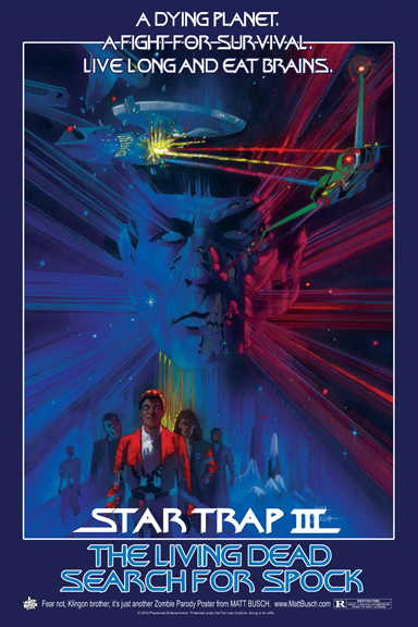 Star Trap III: The Living Dead Search for Spock