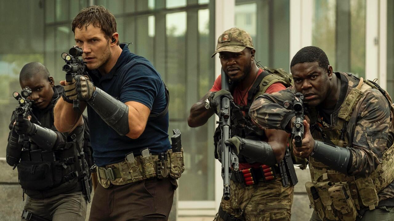 The Tomorrow War: Chris Pratt's silly sci-fi movie in a good time (but a long time)