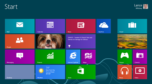 Windows Blue will let you see the same Start Screen on all your Windows 8 devices.