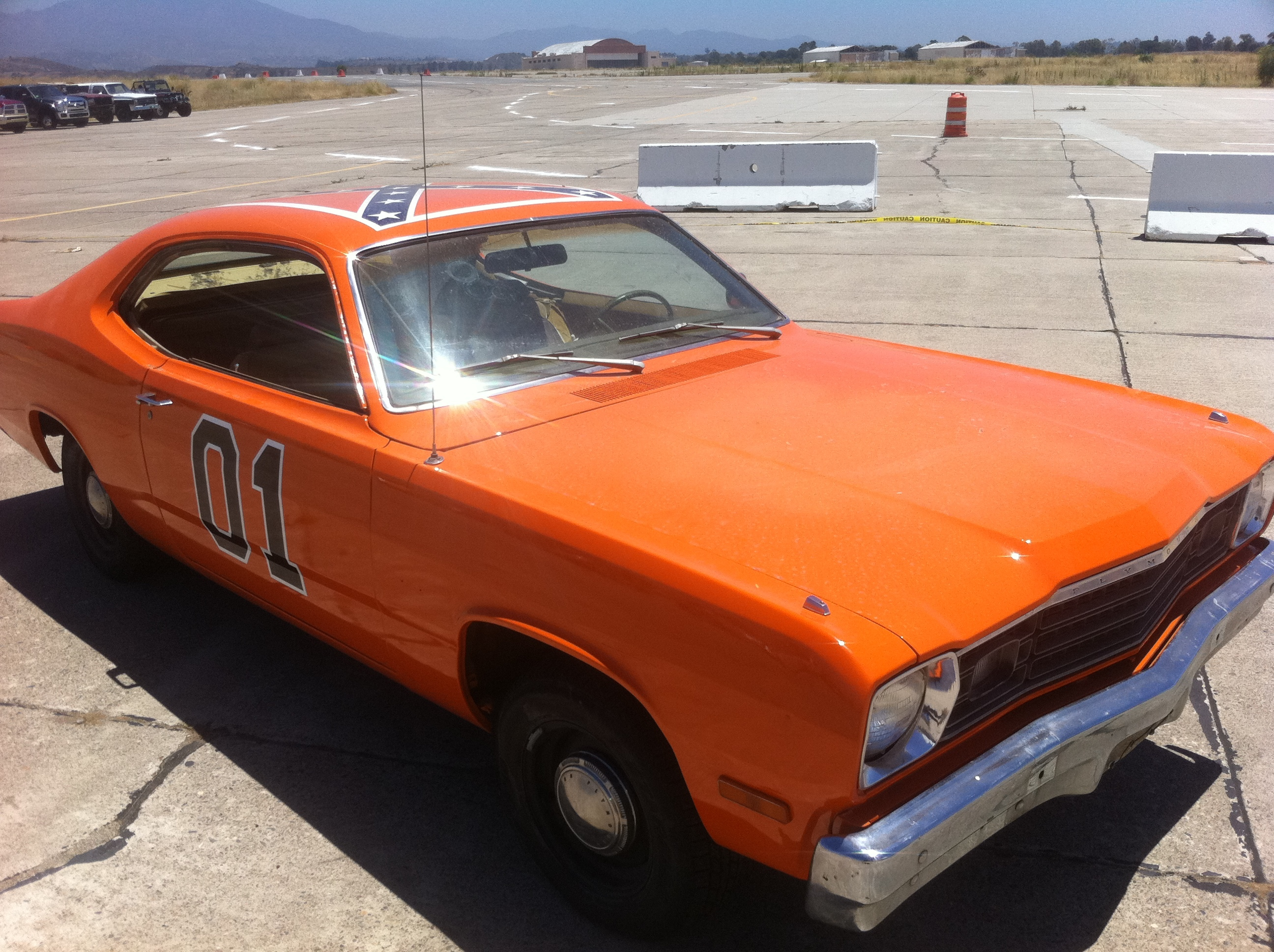 Plymouth Duster remade