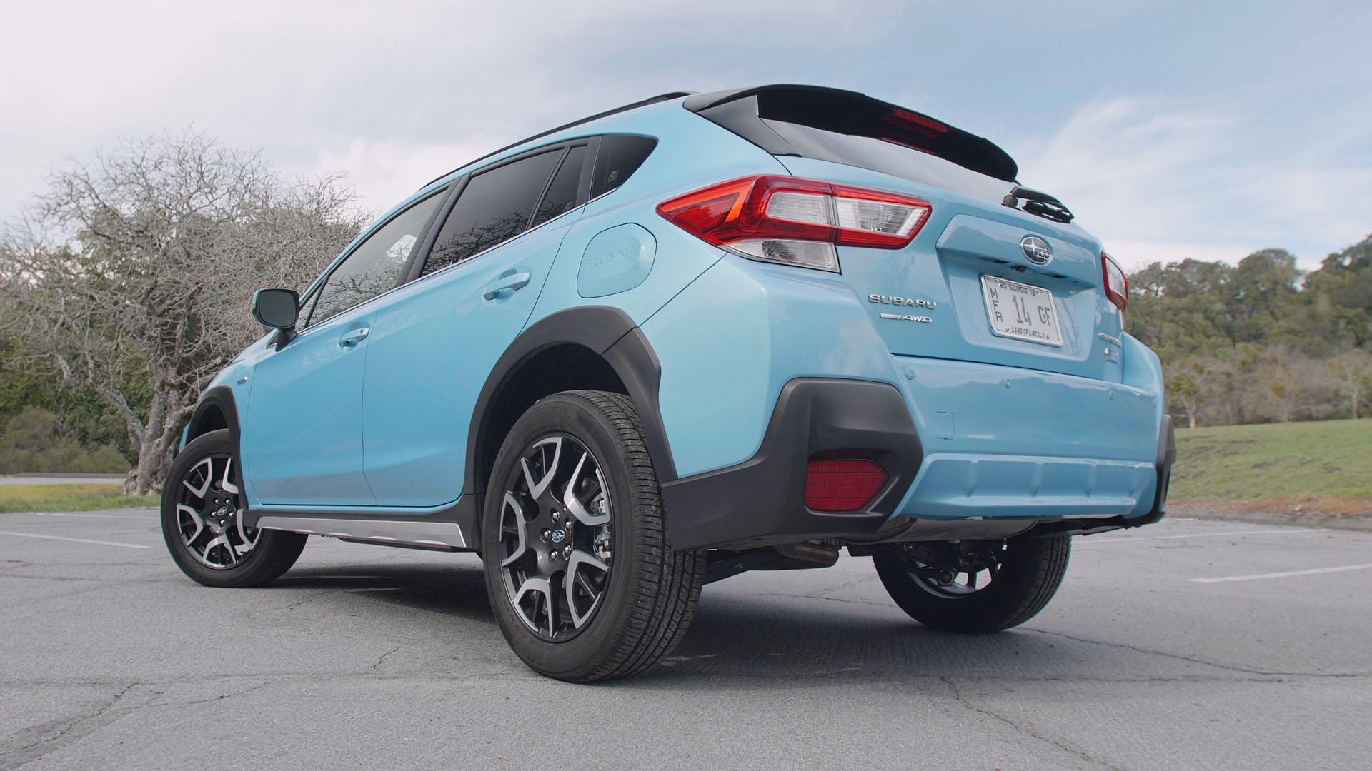 Video: 2019 Subaru Crosstrek plug-in hybrid gives up a lot for a few miles per gallon