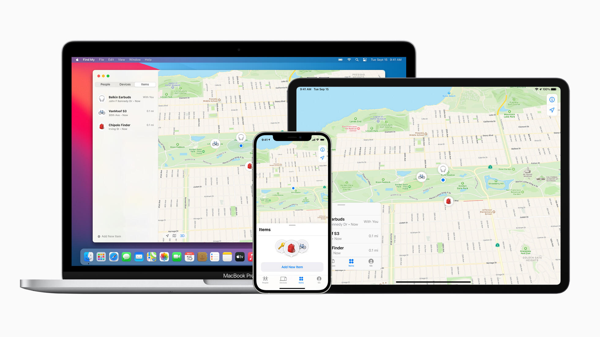 Apple's iOS 15 Find My upgrade could make it easier to recover stolen devices