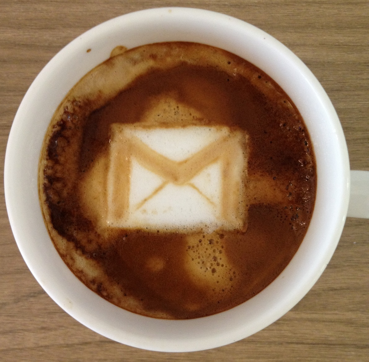 Lattemail