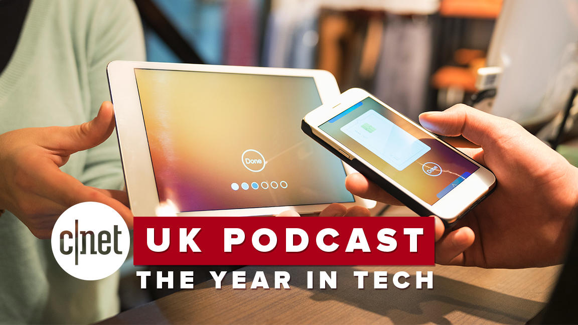 Video: The 2018 year in tech, movies and Taylor Swift (CNET UK podcast 549)