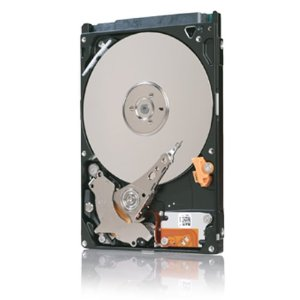 A Seagate Momentus XT 500GB drive. Piper Jaffray sees drives becoming increasingly scarce over the next few months.