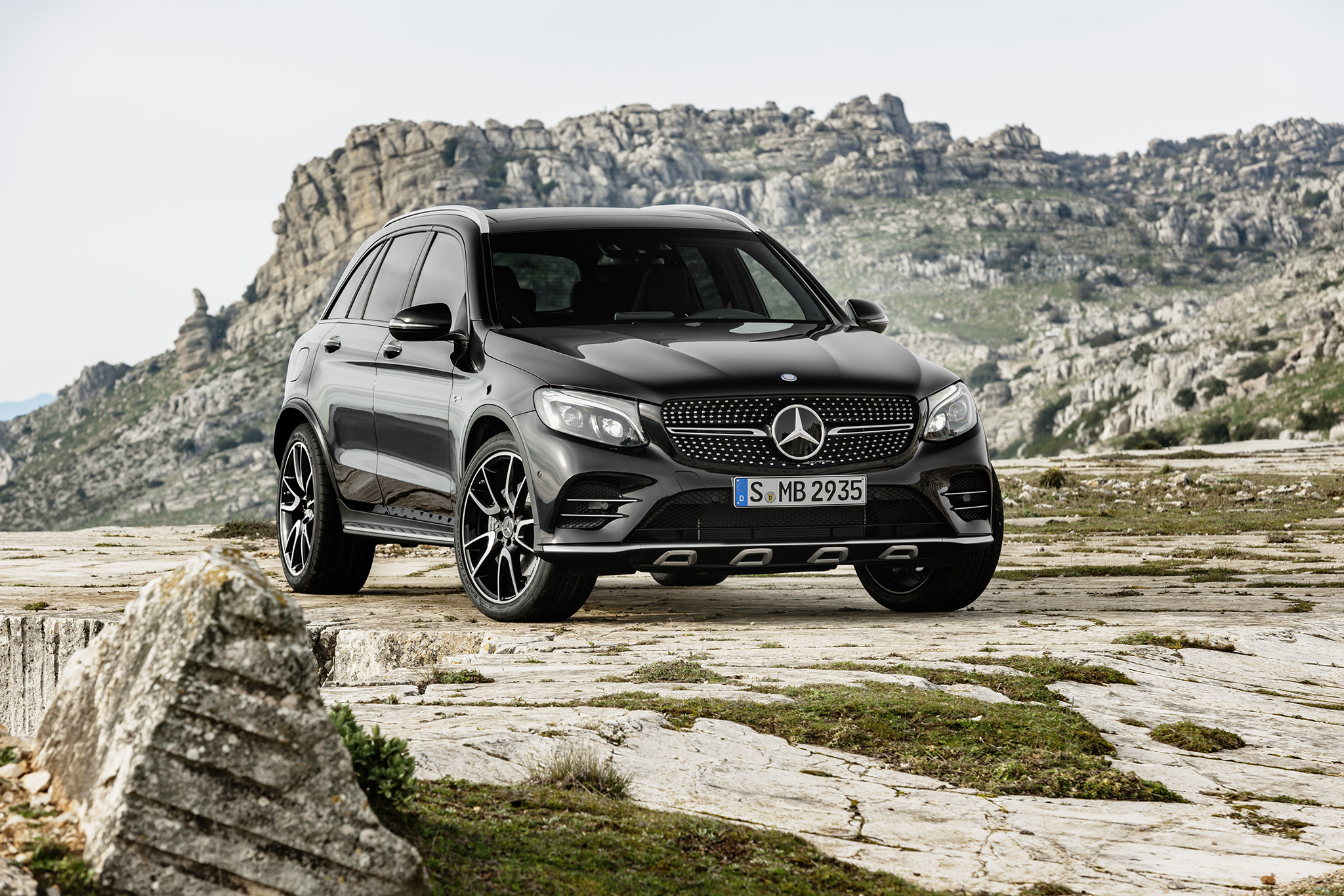 Most Reliable: Mercedes-Benz GLC-Class