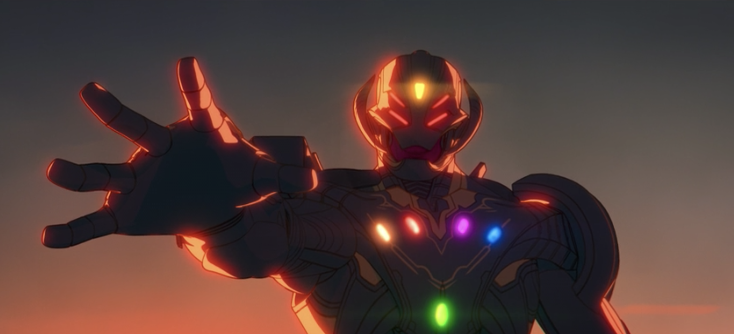Ultron-Vision in Marvel's What If... ?