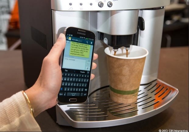 One Textspresso, coming right up