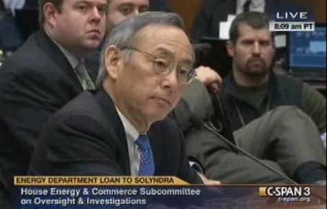 8.  Solyndra, you screwed it up for everybody