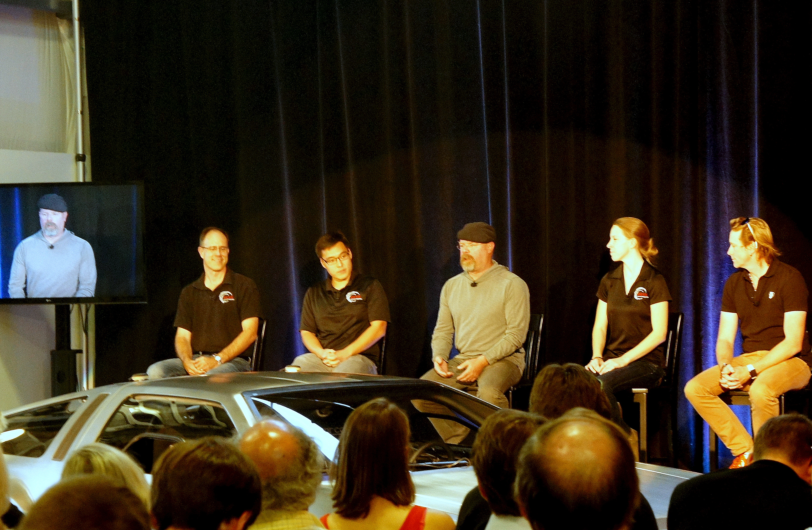 Stanford MARTY panel