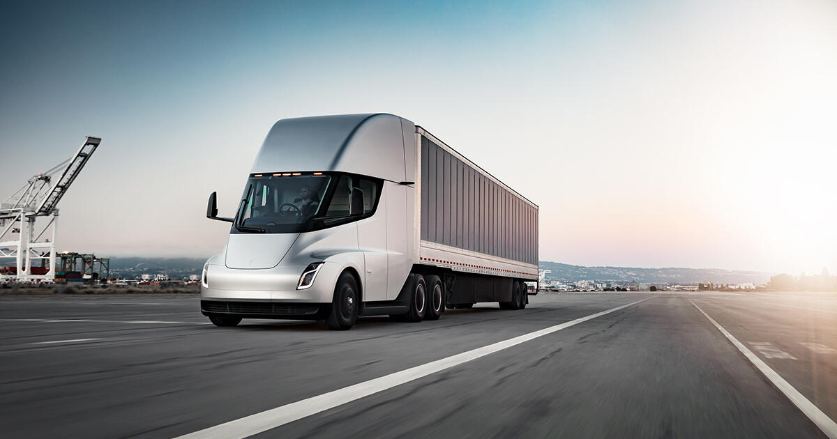 Tesla Semi production close to kicking off as assembly line tooling finishes up, report says