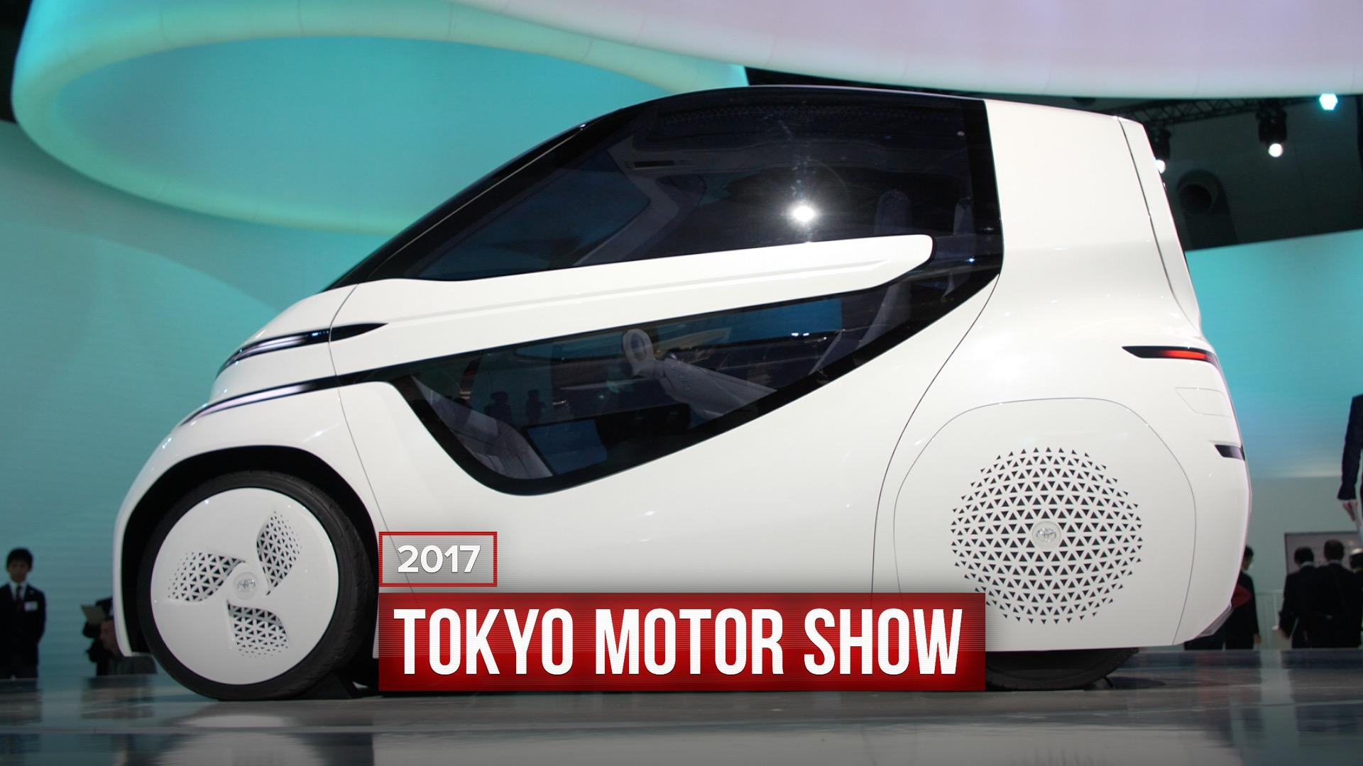 Video: Compact Toyota Concept-i Ride is AI-powered, wheelchair-friendly