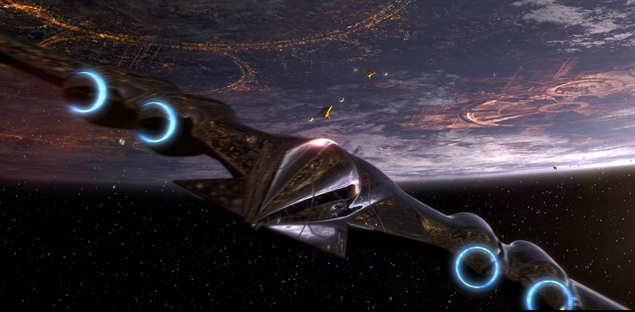 39. ​Naboo Royal Cruiser