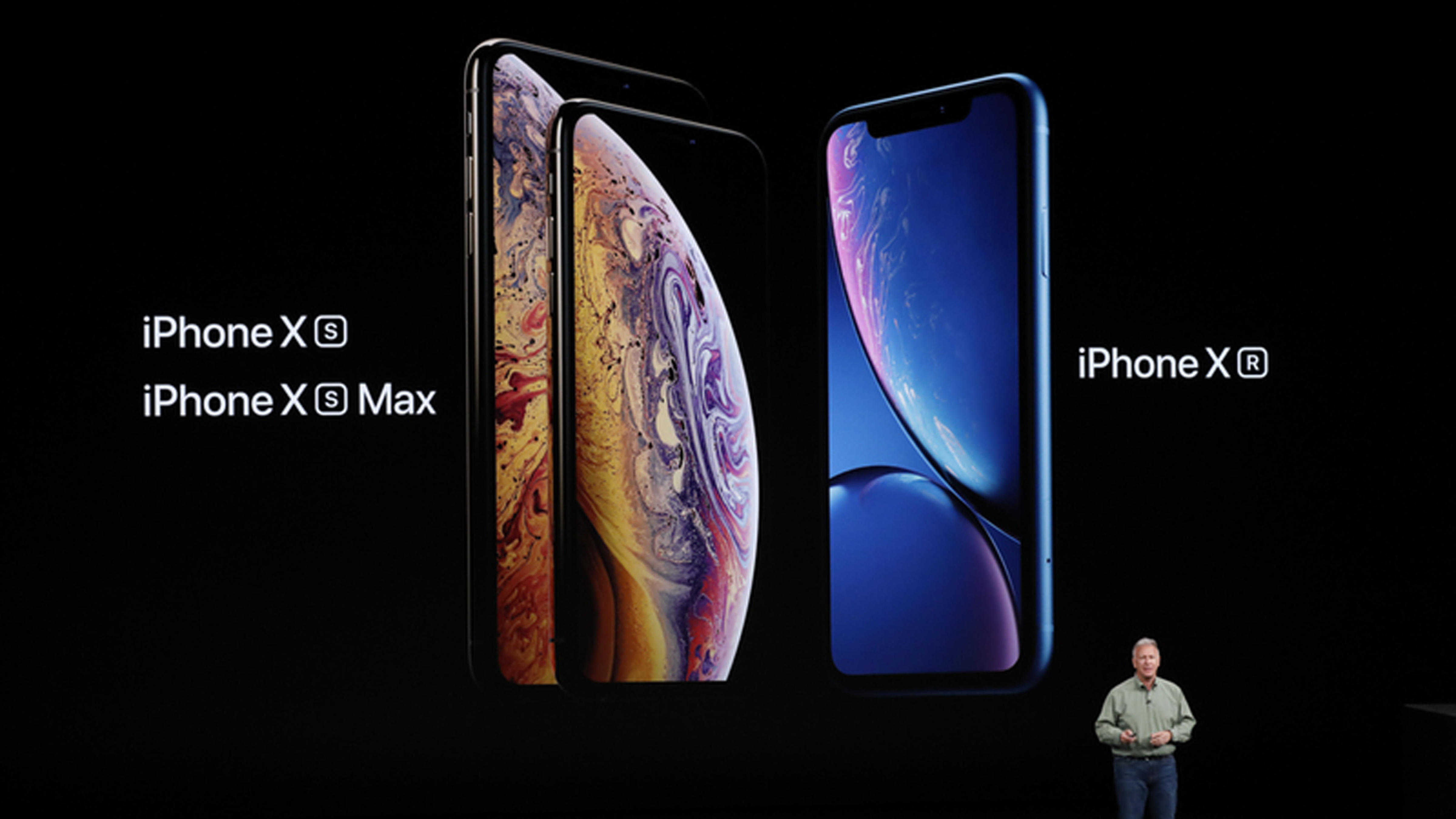 Apple Announcements Sept 12 2018 iPhone XS Max and iPhone XR
