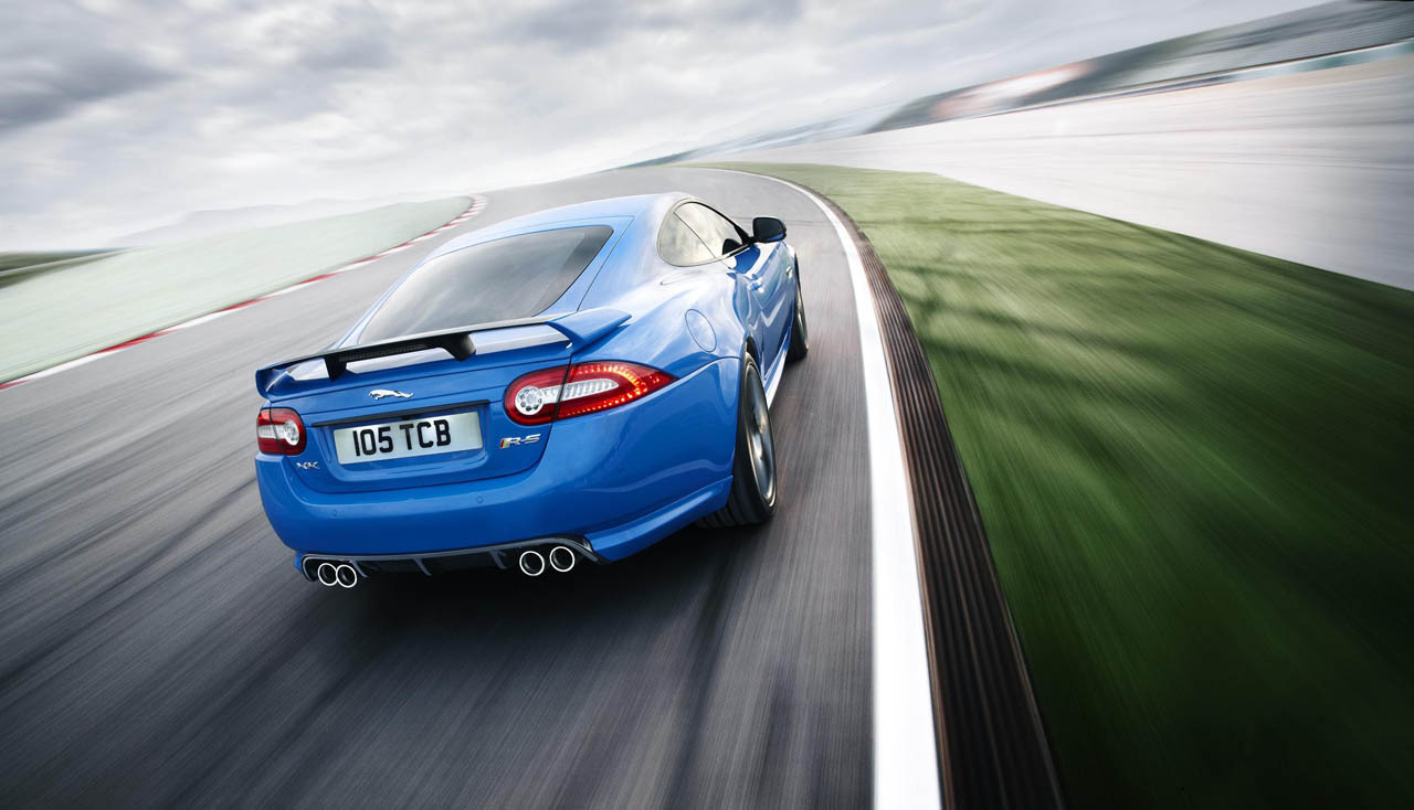 The next Jaguar XKR-S will get revised aerodynamics, an upgraded suspension, and--most importantly--more power.