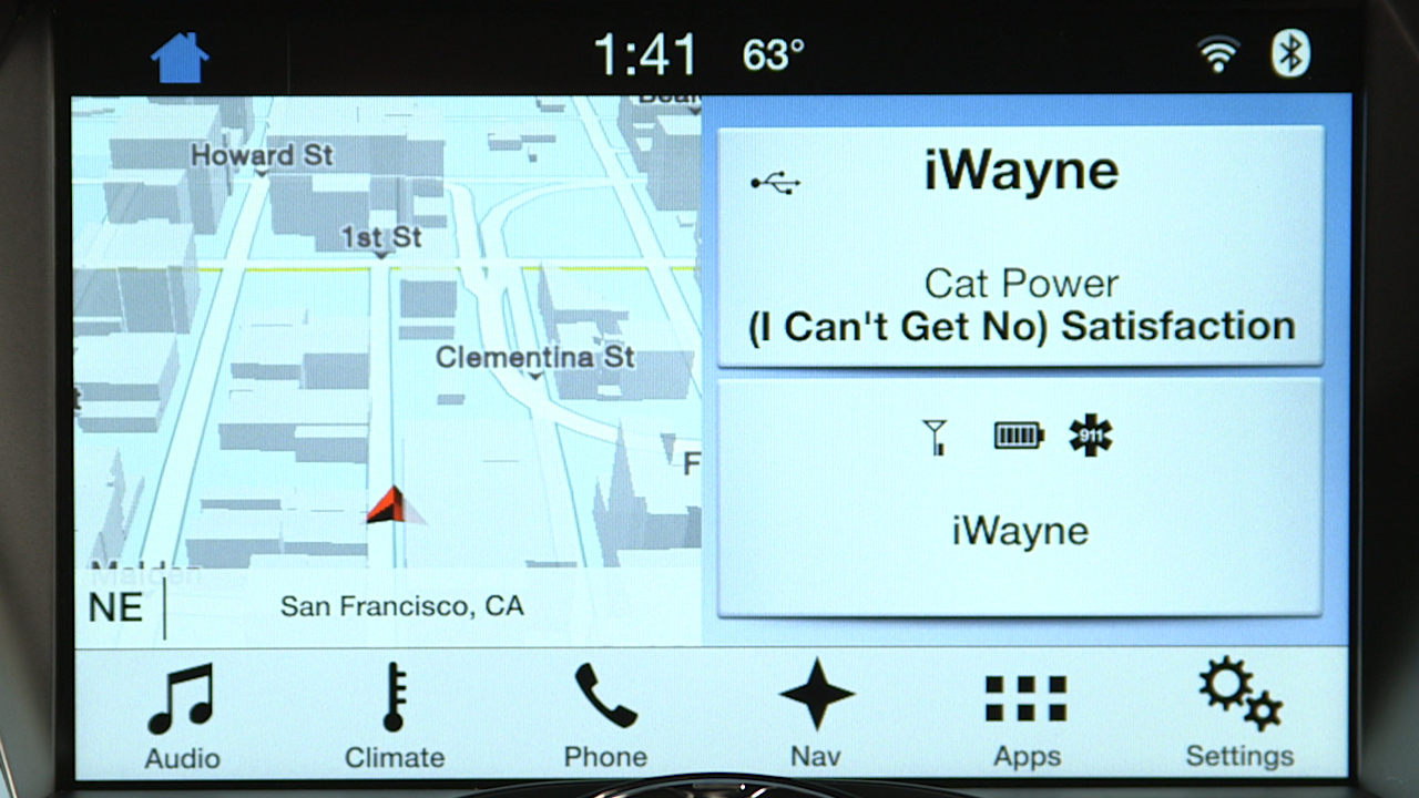 Video: Ford Sync 3 improves search, apps and speed