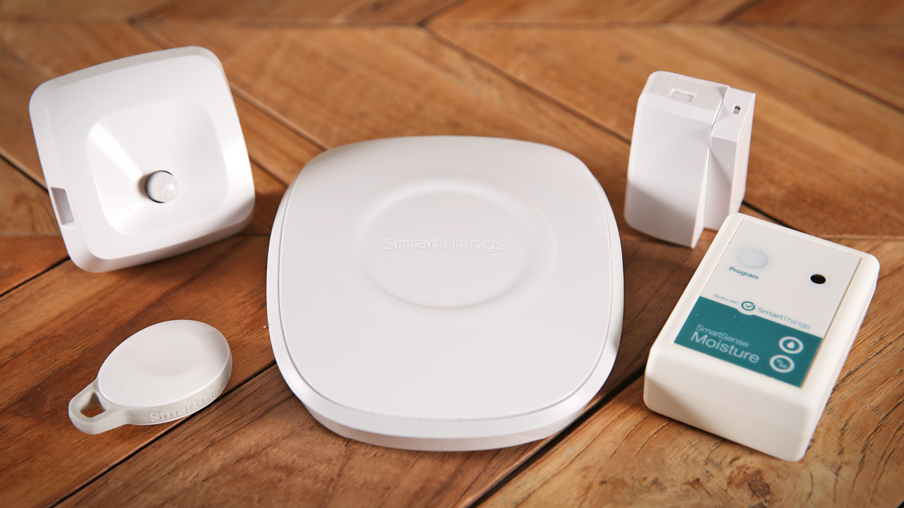Get smart with SmartThings